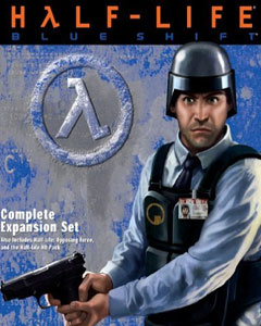 Обложка Half-Life: Blue Shift