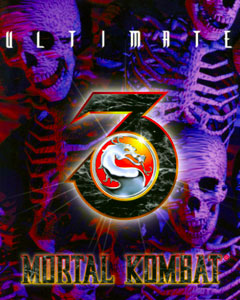 Обложка Ultimate Mortal Kombat 3