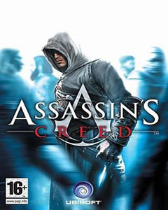 Обложка Assassin's Creed 1