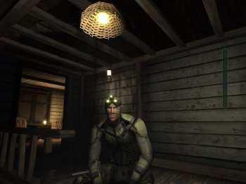 Tom Clancy's Splinter Cell 2: Pandora Tomorrow