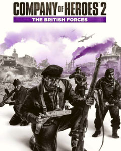 Обложка Company of Heroes 2: The British Forces