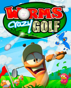 Обложка Worms Crazy Golf