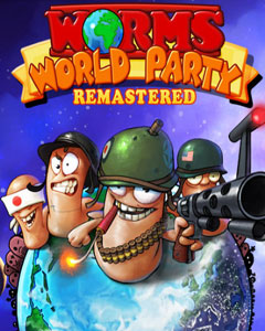 Обложка Worms World Party Remastered