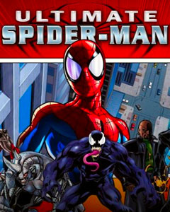 Обложка Ultimate Spider-Man