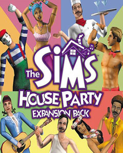 Sims: House Party