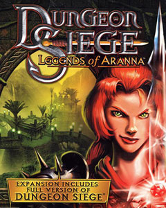 Обложка Dungeon Siege: Legends of Aranna
