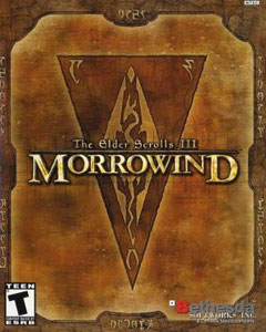 Обложка The Elder Scrolls 3: Morrowind