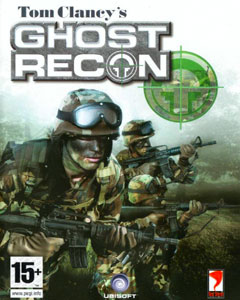 Обложка Tom Clancy's Ghost Recon 1