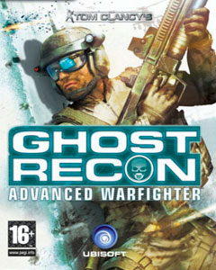 Обложка Tom Clancy's Ghost Recon: Advanced Warfighter