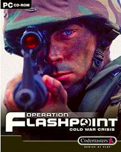 Обложка Operation Flashpoint: Cold War Crisis