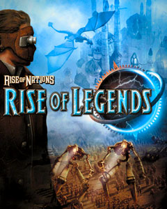 Обложка Rise of Nations: Rise of Legends