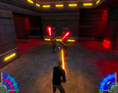 Чит-коды для Star Wars: Jedi Knight - Jedi Academy