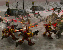 ���-���� ��� Warhammer 40.000: Dawn of War