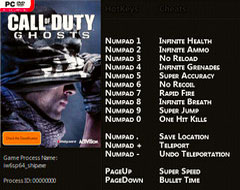 Трейнер для Call of Duty: Ghosts