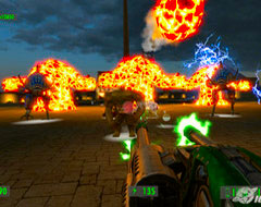 Чит-коды для Serious Sam: The First Encounter