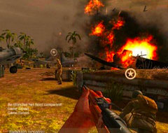 Чит-коды для Medal of Honor Pacific Assault