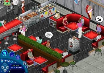 Sims: Hot Date