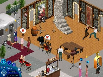 Sims: Superstar