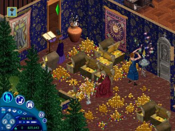 Sims: Makin Magic