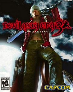 Обложка Devil May Cry 3: Dantes Awakening