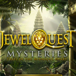 Обложка Jewel Quest Mysteries 2: Trail of the Midnight Heart