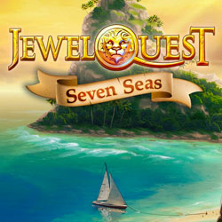 Обложка Jewel Quest 7: Seven Seas