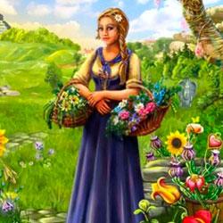 Игра выращивать цветы и собирать букеты мой мир, цветы омск заказать
