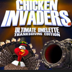 Chicken Invaders 4: Thanksgiving Edition