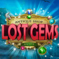 Antique Shop 4: Lost Gems Egypt