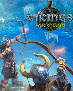 Обложка Vikings: War of Clans