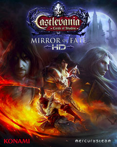 Обложка Castlevania: Lords of Shadow - Mirror of Fate