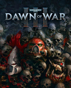 Обложка Warhammer 40,000: Dawn of War 3