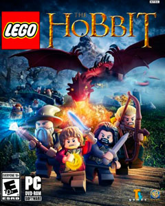 Обложка LEGO The Hobbit