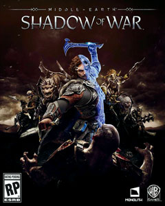 Обложка Middle-earth: Shadow of War