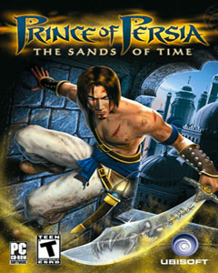 Обложка Prince of Persia: The Sands of Time