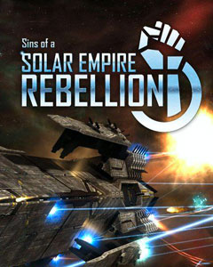 Обложка Sins of a Solar Empire: Rebellion