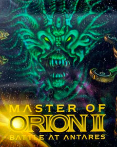 Обложка Master of Orion 2: Battle at Antares