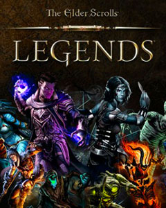 Обложка The Elder Scrolls Legends