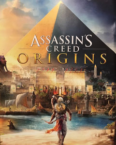 Обложка Assassin's Creed: Origins