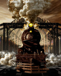 Обложка Railroad Tycoon 3