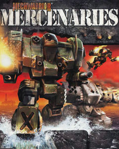 Обложка MechWarrior 4: Mercenaries