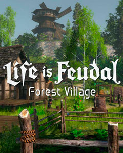Обложка Life is Feudal: Forest Village