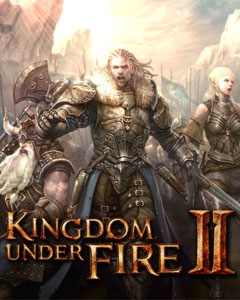 Обложка Kingdom Under Fire 2