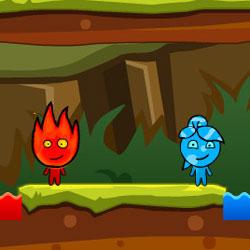Игра Огонь и Вода в Мире Динозавров - играть онлайн ...