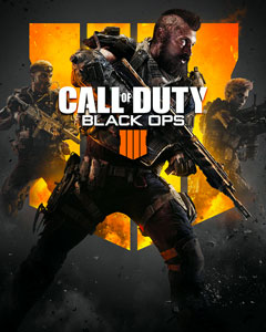 Обложка Call of Duty: Black Ops 4