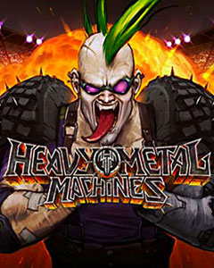 Обложка Heavy Metal Machines