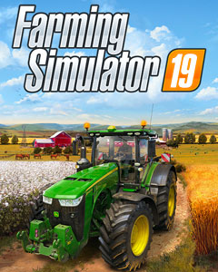 Обложка Farming Simulator 2019