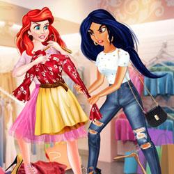 c4e105dd843 Модные платья принцесс Диснея играть онлайн бесплатно