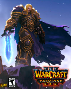 Обложка Warcraft 3: Reforged