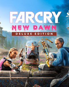 Обложка Far Cry: New Dawn